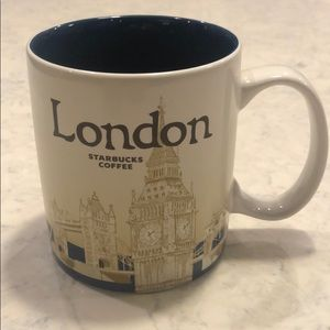 Starbucks London Mug